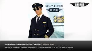 GO ON AIR Compilation: Paul Miller Vs Ronald de Foe - Prozac