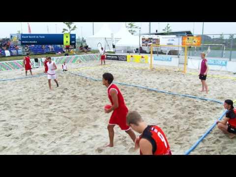 CBT 2016 - Espoir Sportil de Tunis vs. Hiekka Hauska - Group Man
