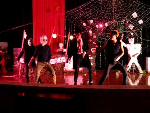 Màn Nhảy Thriller