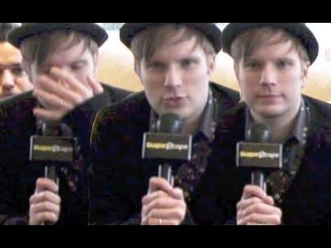 Fall Out Boy's Patrick Stump plays The Serious Lyrics Game - video