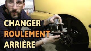 ✅ Comment remplacer un roulement à billes arrière