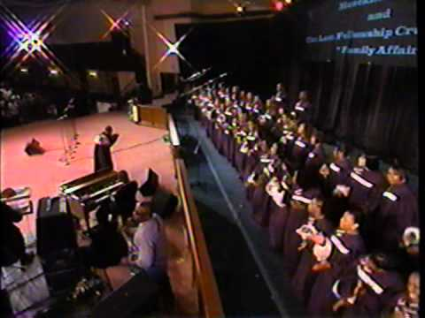 Waiting Patiently - Hezekiah Walker & the Love Fellowship Crusade Choir