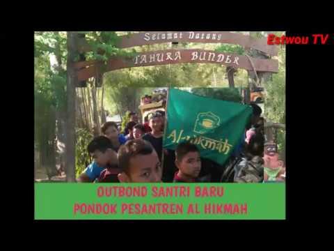 Outbond Santri Baru Pondok Pesantren Al Hikmah Karangmojo