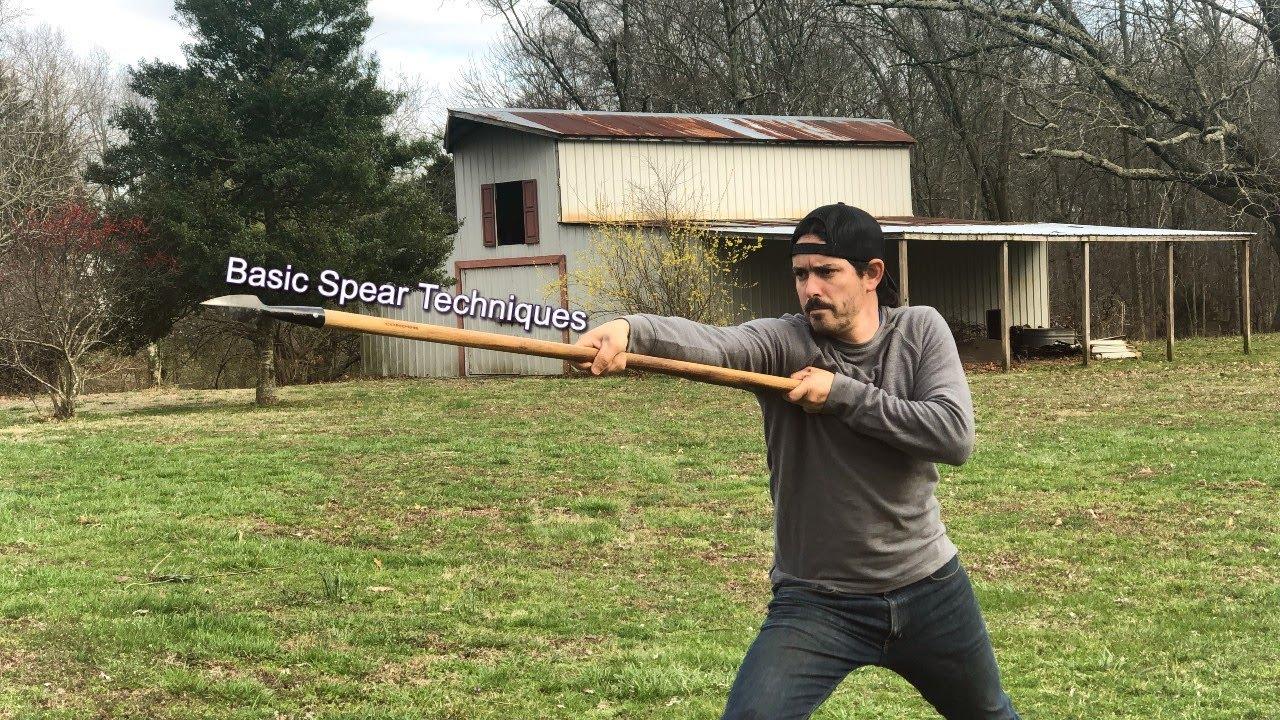 Download Spear Fighting Basic Techniques - Kali Escrima Arnis