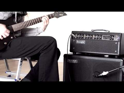 Mesa Boogie Mark V - Playthrough