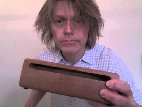 Percussion How To:  Woodblock Tone w/Mark Shelton