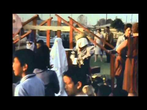 Halloween 1964 - Wakeham Elementary School