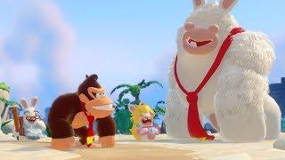 Mario + Rabbids - Donkey Kong Adventure - Secret 100% Ending