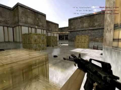 Cs Video Projekt Aftershock