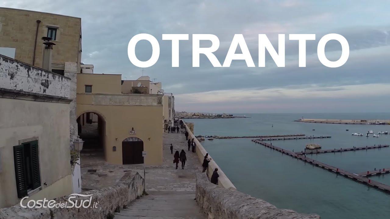 OTRANTO CENTRO STORICO - CostedelSud.it - YouTube