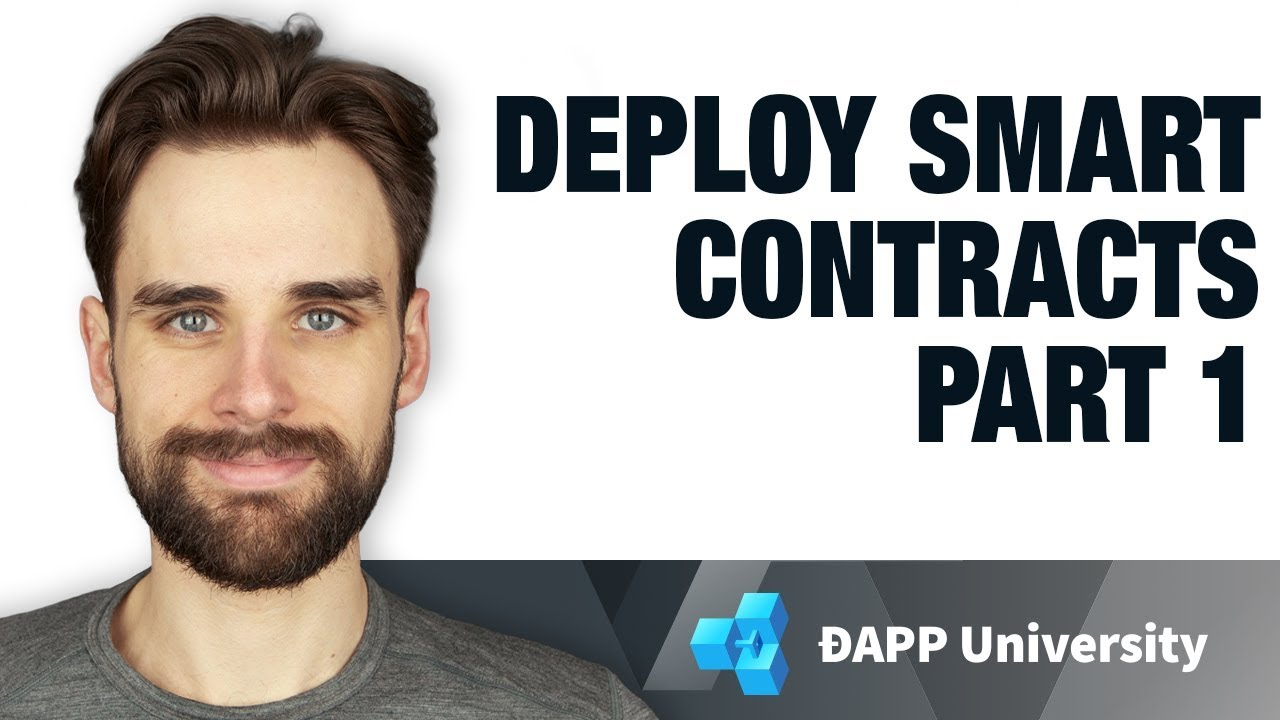 1. Deploy Smart Contracts Remix + Ropsten Ethereum Network