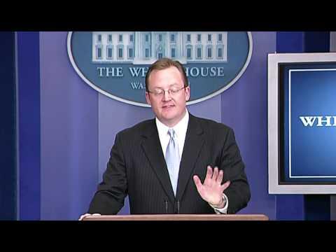 6/10/09: White House Press Briefing