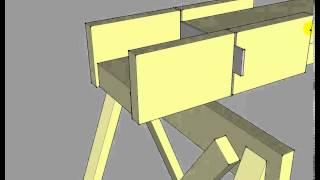 Как построить дом своими руками.Шаблон для стойки.(Как построить дом своими руками и изготовить шаблон для стоек. JOIN QUIZGROUP PARTNER PROGRAM: http://join.quizgroup.com/?ref=586247., 2014-06-19T17:31:44.000Z)