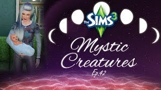 """ITS A BOY & DIVORCE"" Mystic Creatures - Sims 3 Ep 42"