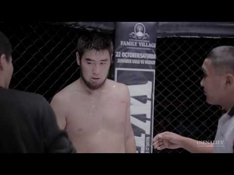 Нурлан Токтобакиев (Кыргызстан) против Лом Али Медиев (Россия/Чечня)