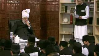 Talaba Jamia Kay Saath Aik Nashist: 21st November 2009 - Part 2 (Urdu)
