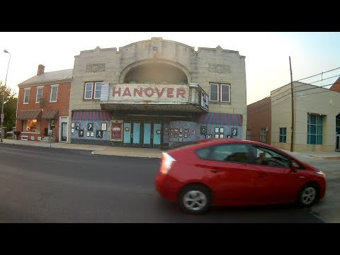 Day 36, In and out of Hanover, PA