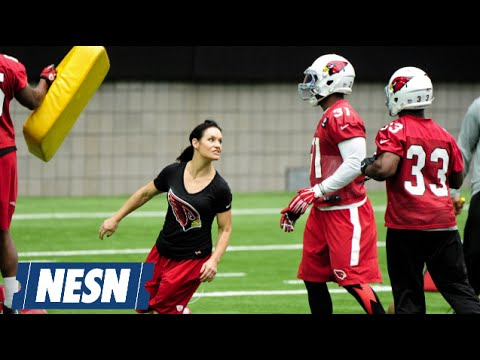 Podcast: Dr. Jen Welter, NFL's First Female Coach