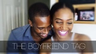 THE BOYFRIEND TAG- A BAJAN AND A JAMAICAN | @ZOEALLAMBY
