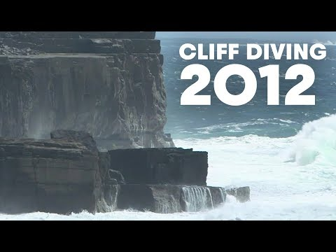 Ireland Cliff Diving - Red Bull Cliff Diving 2012 TEASER