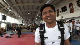 Skydive Dubai Jump for yemen 18th feb 2013 Nilesh Doshi