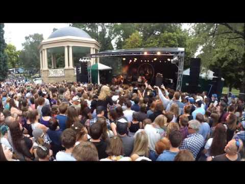 John Butler Trio - Ocean - St David's Park Australia Day 2016