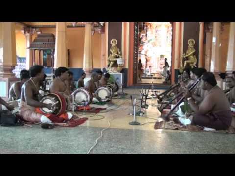 Jaffna, Inuvil Kandasamy Temple 'Mampazha Thiruvizha - 2015'