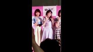 2016年4月30日 唇にBe My Baby フォトセッション@パシフィコ横浜 AKB48...