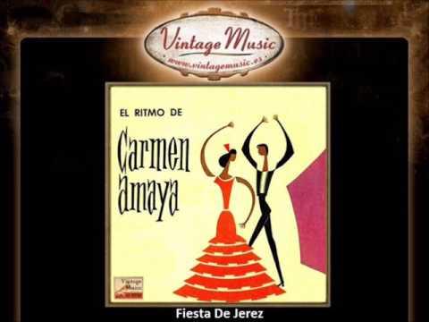 Carmen Amaya - Fiesta de Jerez