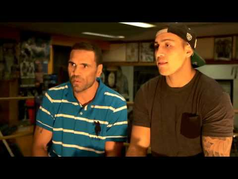 Anthony Mundine and Blake Ferguson. Part Two: Anthony's turn