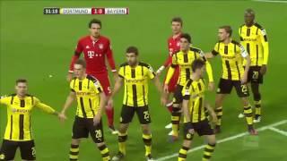 Borussia Dortmund vs Bayern Munchen 1-0 2016 highlights