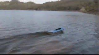 Ripples II Rc Nitro Boat