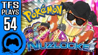 Pokemon Silver NUZLOCKE Part 54 - TFS Plays - TFS Gaming
