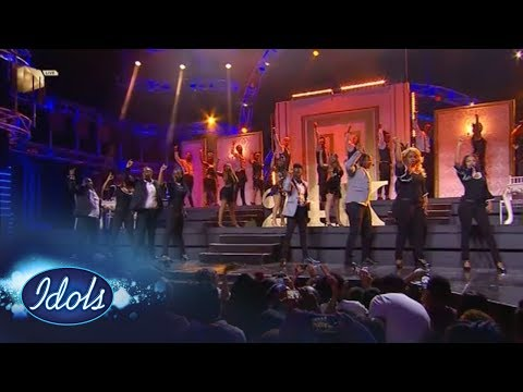 Top 7 Reveal: A Show-stopping opening | Idols SA Season 13