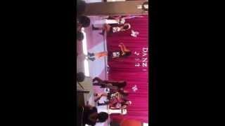 Danza 2012-Colegio Campanita