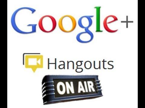 Global Hangout - Presentación y Formación en Español