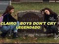 watch he video of CLAIRO - Boys Don't Cry [The Cure Cover]