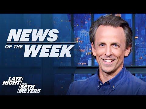 Senate Blocks Voting Bill, Trump's Twisted COVID Idea: Late Night's News of the Week