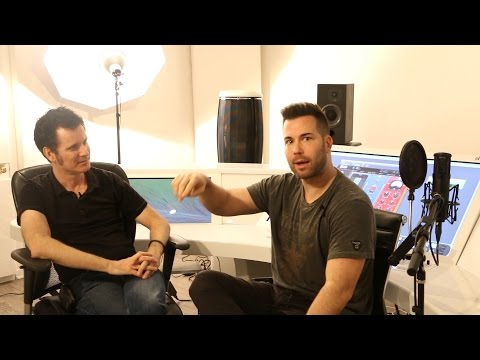 Steven Slate: Interview & Virtual Microphone System - Warren Huart: Produce Like A Pro