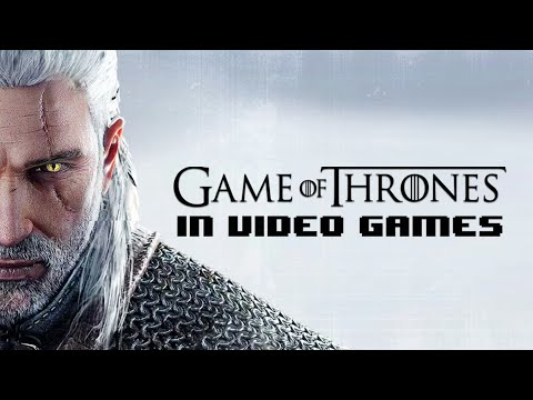 The Best GAME OF THRONES Easter Eggs in Video Games