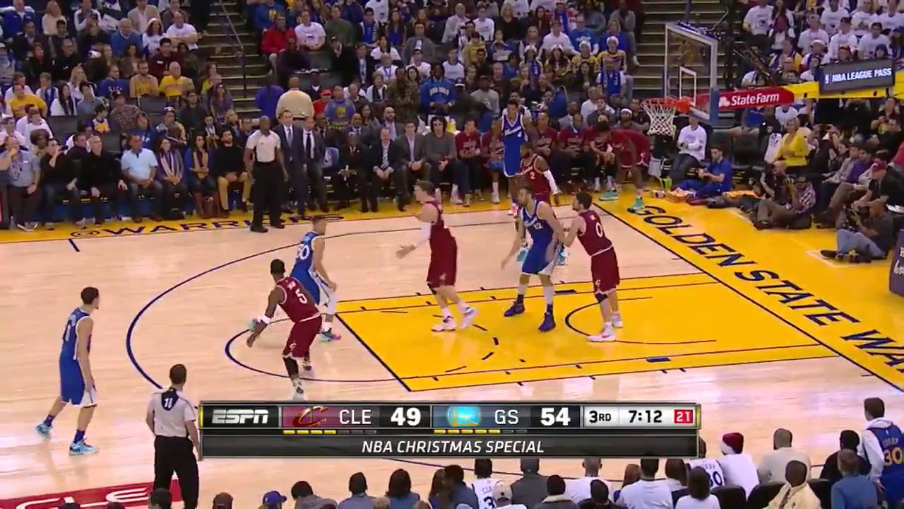 Golden State Warriors vs Cleveland Cavaliers (Full Game Highlights ...