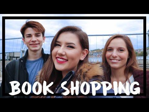 Buch Shopping in Stuttgart Osiander + Haul / Neuzugänge | mit MelodyofBooks und Booktown