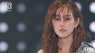 【GYDA ステージ】 model:桐谷美玲、池田美優、瑛茉ジャスミン、黒木麗...