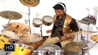 Paa - The Musical Journey - Drummer Siddharth Nagaraj | Paa | The Musical Journey thumbnail