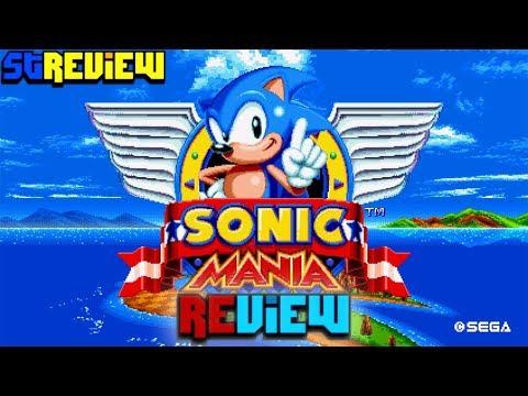 סוניק מאניה - ביקורת - Sonic Mania - Review - Hebrew