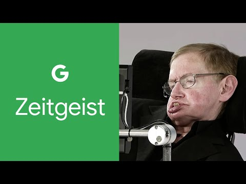 Highlights: Unified Theory - Stephen Hawking at European Zeitgeist 2011