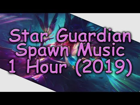 Star Guardian Spawn Music: Starlight Rising 2019 1 Hour PBE League Of Legends