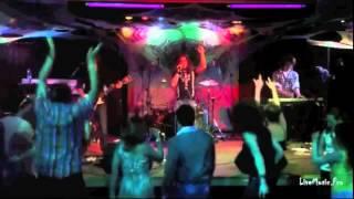 Новый год 2013 с группой Black Rocks новые и старые песни хиты