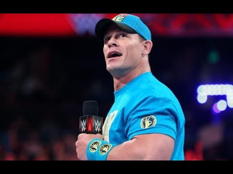 WWE John Cena Has Changed His Mind On Wanting To Have Kids BREAKING NEWS RAW WWE 2018