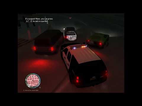 GTA IV   LCPDFR   City Officer (Tahoe)